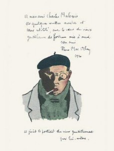autoportrait MacOrlan