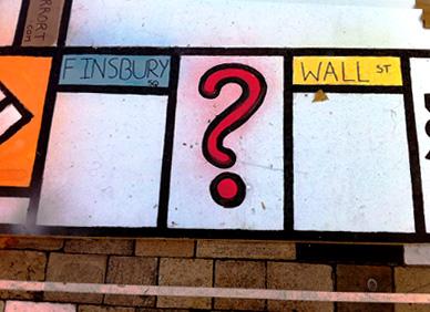banksy occupy london